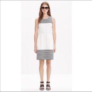 Madewell Dresses - 2/$15 Madewell Striped Sleeveless Sheath Dress